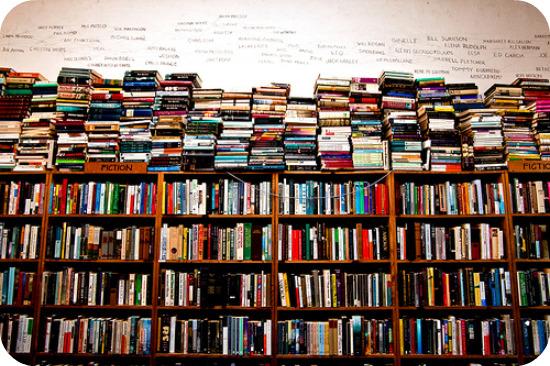 Photographie de livres
